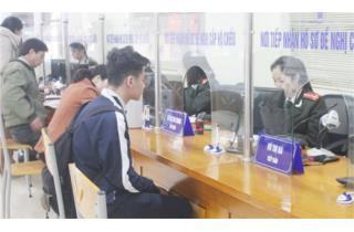 Hà Nội: Giao dịch trực tuyến lĩnh vực tư pháp đạt tỉ lệ cao