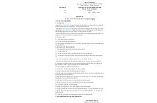 Mẫu số 01-PATSNN - Phương án sử dụng tài sản nhà nước tại đơn vị sự nghiệp công lập