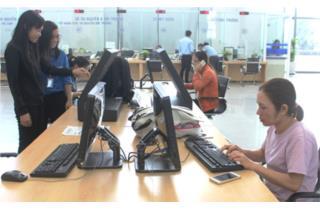 Địa phương loay hoay ứng dụng phần mềm cải cách hành chính